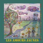carte postale les amours jaunes