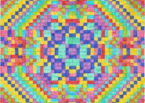 mandala structure optique communication