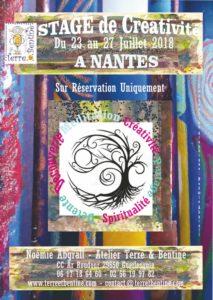 STAGE DE LIBÉRATION CREATRICE @ Chez Françoise Peigne | Hénansal | Bretagne | France