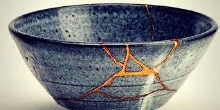Technique Kintsugi L Art De Réparer Les Céramiques Brisées Terre Bentine