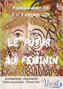 Le futur au féminin Plounéour Ménez
