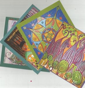 "Cartes postales ""peintures"""