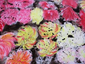 Les fleurs vue par des peintres