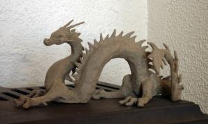 Le dragon de cuivre