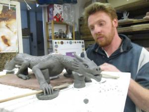 Yann Hoccry -le dragon de cuivre (7) (Copier)