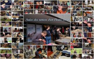 Salon des Metiers d'Art Plestin 08.04.18