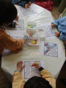 empreintes, cotons tiges pastels gras (4) (Copier)