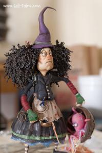 modèle de sorcières