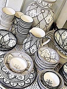 mandalas en poterie (2)