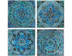 mandalas en poterie (3)