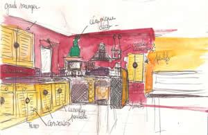 cuisine Terre & Bentine