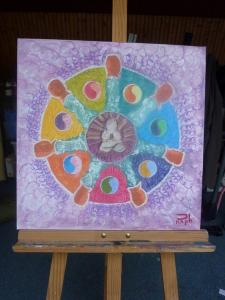 Mandalas  empreintes de naissance (2) (Copier)
