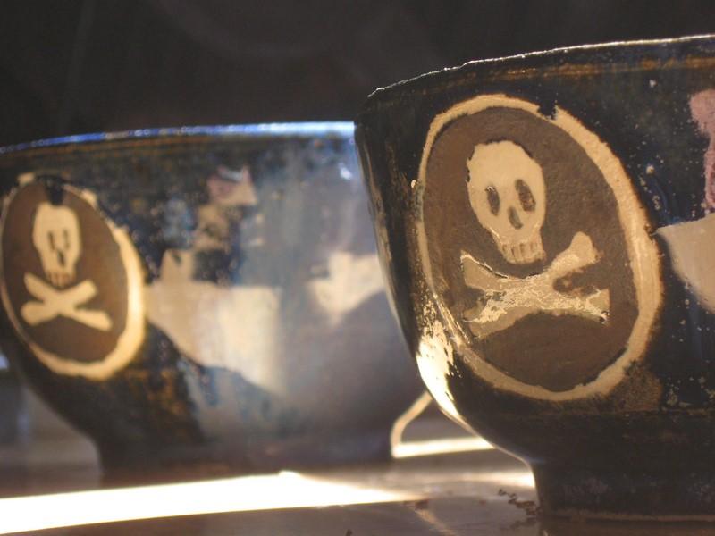 la collection du pirate Terre & Bentine