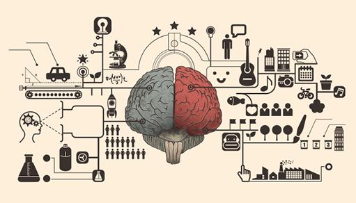 cerveau artistique