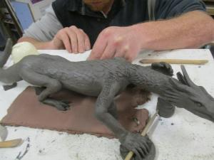 Yann Hoccry -le dragon de cuivre (4) (Copier)