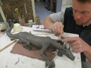 Yann Hoccry -le dragon de cuivre (5) (Copier)