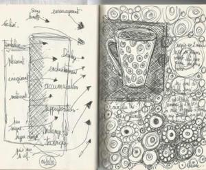 tasse Terre & Bentine